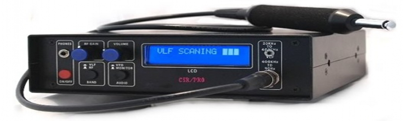 Barridos electrónicos para la detección de micrófonos y cámaras ocultas