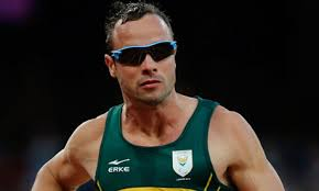 Oscar Pistorius, condenado a cinco años.