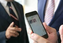 Una aplicación de móvil contra un maltratador.